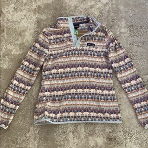 Patagonia women's micro snap-t pullover